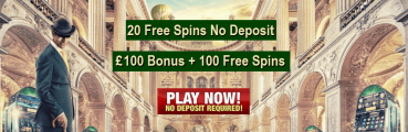 Mr Green 20 Free Spins Welcome Bonus