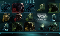 NetEnt's Aliens Slot