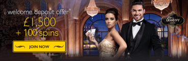 Grand Ivy UK ONline Casino Bonus