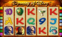 Spiele Dynasty of Ming
