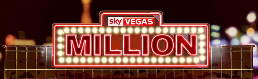 Sky Vegas Casino Million