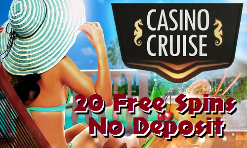 Casino Cruise 20 Free Spins