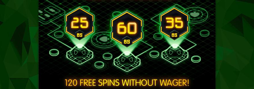Futuriti Casino Free Spins