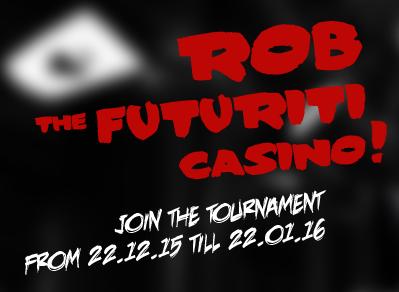 Futuriti Casino Gratis 50 €