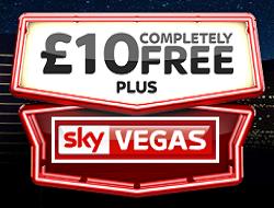 Sky Vegas Bonus