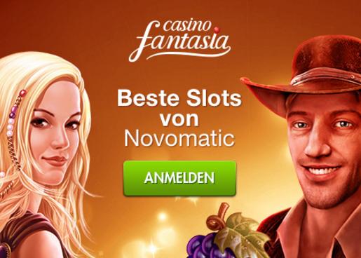 Novomatic Spiele kostenlos
