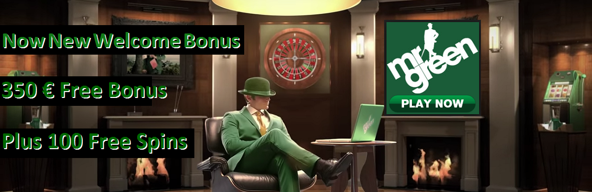 Mr Green Online Slots Free
