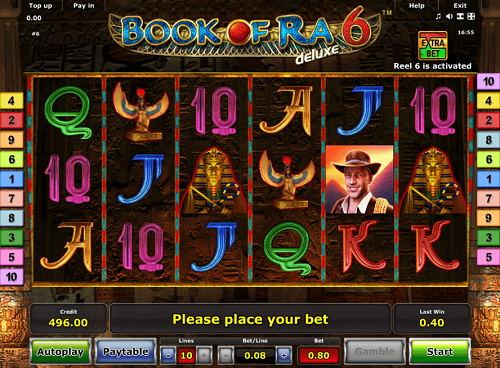 Book of Ra 6 gratis
