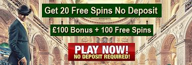 Mr Green Special Bonus Free Spins