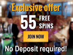 Casino Cruise 55 Free Spins No Deposit