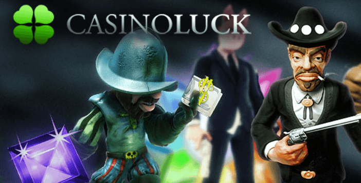 Casino Luck Free Spins Bonus