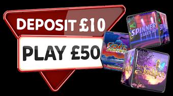 free sign up bonus casino uk