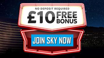 Sky Vegas UK Casino