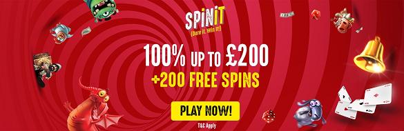 Spinit Casino UK