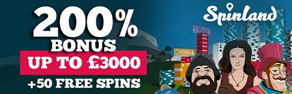 Spinland Casino UK