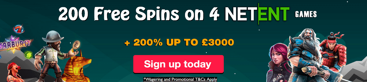 Spinland Free Spins UK Casino Bonus