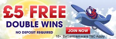 Bet UK Free Bonus Double Wins