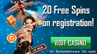 Casino.com UK Online Casino Free Spins No Deposit