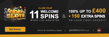 Video Slots UK Bonus Extra Spins