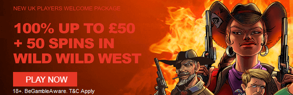 Wild Slots UK Player Sign Up Bonus